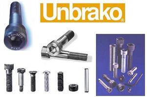 Tornillería de Unbrako. COELTRA - Transmisiones y Suministros Industriales